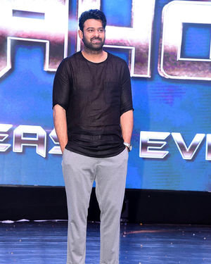 Prabhas - Saaho Movie Grand Pre Release Event Photos | Picture 1676428