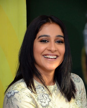 Regina Cassandra - Evaru Movie Team At Radio Mirchi Photos