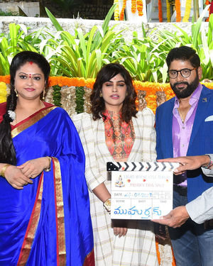Light House Cine Magic Production No 2 Movie Opening Photos
