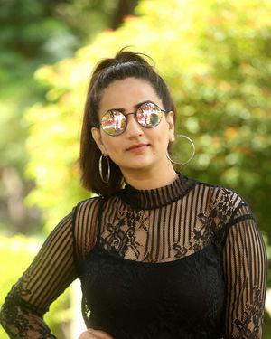 Manjusha - Rahu Telugu Movie Teaser Launch Photos