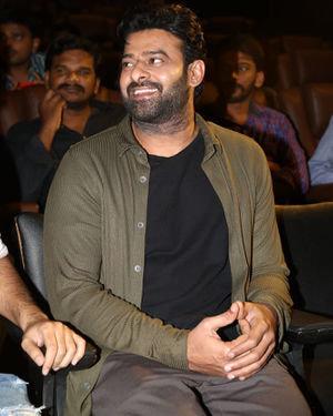 Prabhas - Saaho Movie Press Meet Photos