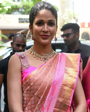 Lavanya Tripathi - Swaroopa Reddy Boutique Launch Photos | Picture 1678785