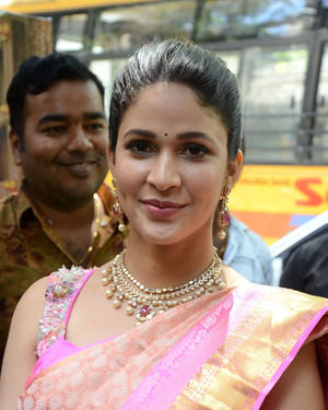 Lavanya Tripathi - Swaroopa Reddy Boutique Launch Photos | Picture 1678760