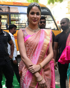 Lavanya Tripathi - Swaroopa Reddy Boutique Launch Photos | Picture 1678781
