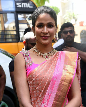 Lavanya Tripathi - Swaroopa Reddy Boutique Launch Photos | Picture 1678782