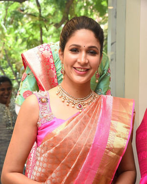 Lavanya Tripathi - Swaroopa Reddy Boutique Launch Photos | Picture 1678778