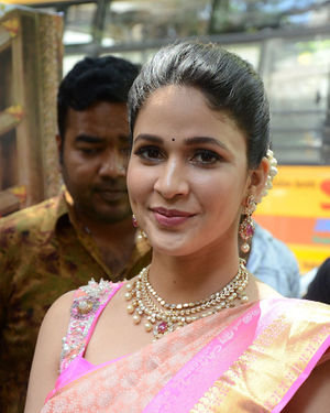 Lavanya Tripathi - Swaroopa Reddy Boutique Launch Photos | Picture 1678761