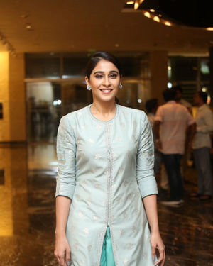 Regina Cassandra - Telugu Cine Rathasarathula Rajotsvam Curtain Raiser Press Meet Photos | Picture 1678600