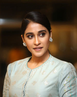 Regina Cassandra - Telugu Cine Rathasarathula Rajotsvam Curtain Raiser Press Meet Photos | Picture 1678593