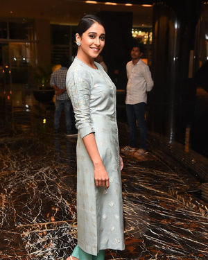 Regina Cassandra - Telugu Cine Rathasarathula Rajotsvam Curtain Raiser Press Meet Photos | Picture 1678721