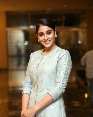 Regina Cassandra - Telugu Cine Rathasarathula Rajotsvam Curtain Raiser Press Meet Photos | Picture 1678590