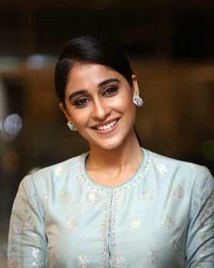 Regina Cassandra - Telugu Cine Rathasarathula Rajotsvam Curtain Raiser Press Meet Photos | Picture 1678602