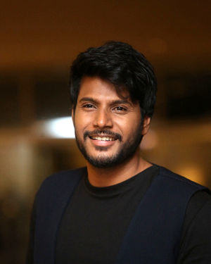 Sundeep Kishan - Telugu Cine Rathasarathula Rajotsvam Curtain Raiser Press Meet Photos
