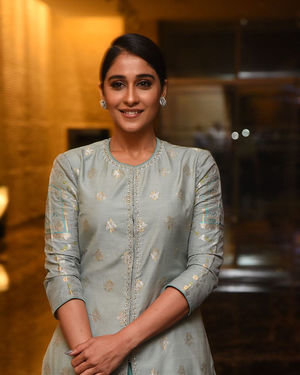Regina Cassandra - Telugu Cine Rathasarathula Rajotsvam Curtain Raiser Press Meet Photos | Picture 1678719