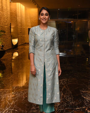 Regina Cassandra - Telugu Cine Rathasarathula Rajotsvam Curtain Raiser Press Meet Photos | Picture 1678718