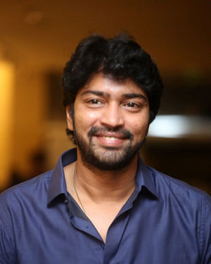Allari Naresh - Telugu Cine Rathasarathula Rajotsvam Curtain Raiser Press Meet Photos