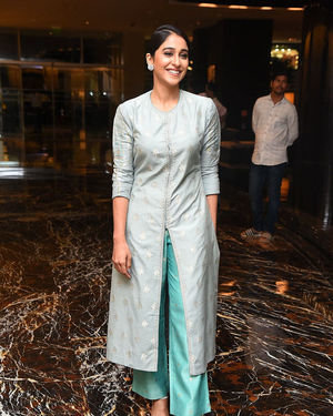 Regina Cassandra - Telugu Cine Rathasarathula Rajotsvam Curtain Raiser Press Meet Photos | Picture 1678723