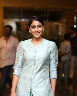 Regina Cassandra - Telugu Cine Rathasarathula Rajotsvam Curtain Raiser Press Meet Photos | Picture 1678603