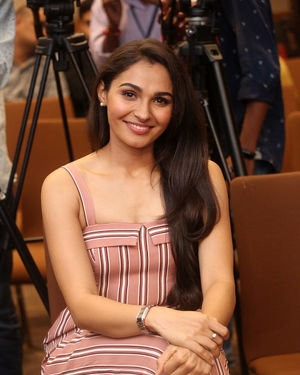 Andrea Jeremiah - Taramani Movie Pre Release Event Photos | Picture 1679707