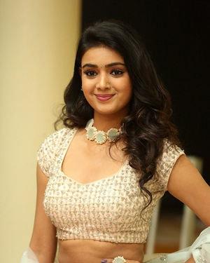 Neha Solanki - 90 ML Telugu Movie Pre Release Event Photos