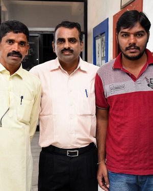 Mera Dosth Movie Press Meet Photos
