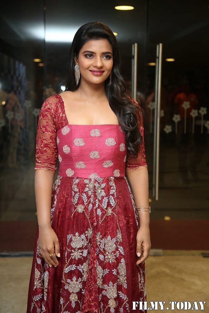 Aishwarya Rajesh - Mismatch Movie Pre Release Event Photos | Picture 1704175
