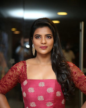 Aishwarya Rajesh - Mismatch Movie Pre Release Event Photos | Picture 1704168