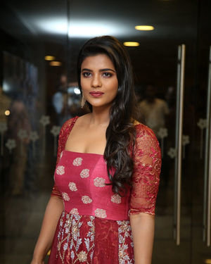 Aishwarya Rajesh - Mismatch Movie Pre Release Event Photos | Picture 1704171