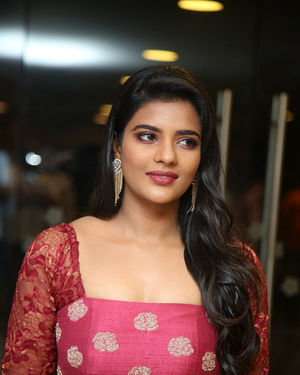 Aishwarya Rajesh - Mismatch Movie Pre Release Event Photos | Picture 1704179