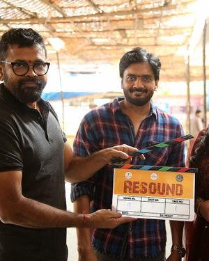 Resound Telugu Movie Opening Photos