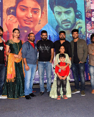 Playback Telugu Movie Teaser Launch Photos