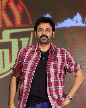 Venkatesh - Venky Mama Movie Press Meet Photos