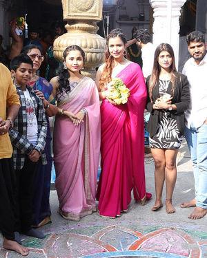 Victoria Maharani Telugu Movie Opening Photos | Picture 1705811