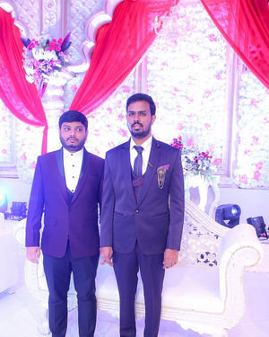 Celebs At Wedding Reception Of Syed Javed Ali And Sadiya Waheed Photos | Picture 1705929