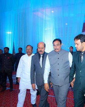 Celebs At Wedding Reception Of Syed Javed Ali And Sadiya Waheed Photos | Picture 1705975