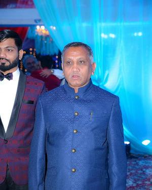 Celebs At Wedding Reception Of Syed Javed Ali And Sadiya Waheed Photos | Picture 1705948