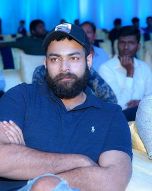 Varun Tej - Celebs At Wedding Reception Of Syed Javed Ali And Sadiya Waheed Photos