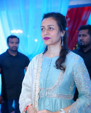 Namrata Shirodkar - Celebs At Wedding Reception Of Syed Javed Ali And Sadiya Waheed Photos