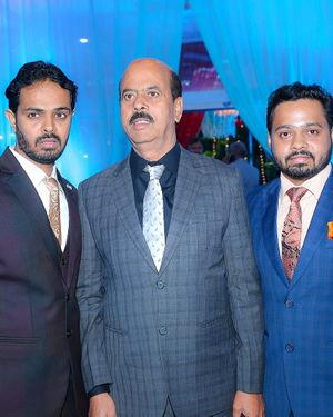 Celebs At Wedding Reception Of Syed Javed Ali And Sadiya Waheed Photos | Picture 1705971