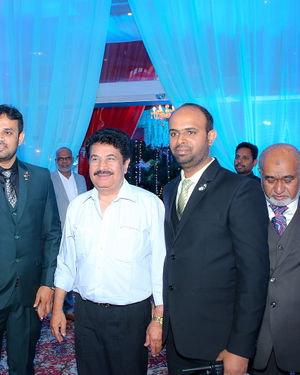 Celebs At Wedding Reception Of Syed Javed Ali And Sadiya Waheed Photos | Picture 1705946