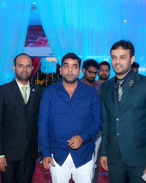 Celebs At Wedding Reception Of Syed Javed Ali And Sadiya Waheed Photos | Picture 1705945