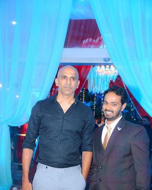 Celebs At Wedding Reception Of Syed Javed Ali And Sadiya Waheed Photos | Picture 1705957