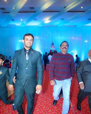 Celebs At Wedding Reception Of Syed Javed Ali And Sadiya Waheed Photos | Picture 1705995