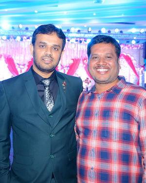 Celebs At Wedding Reception Of Syed Javed Ali And Sadiya Waheed Photos | Picture 1705944