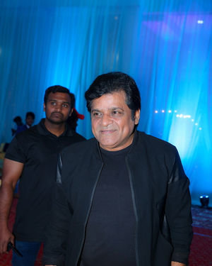 Ali - Celebs At Wedding Reception Of Syed Javed Ali And Sadiya Waheed Photos