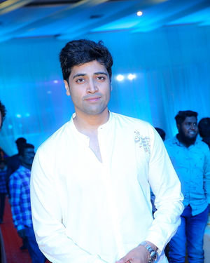 Adivi Sesh - Celebs At Wedding Reception Of Syed Javed Ali And Sadiya Waheed Photos | Picture 1705987