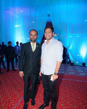 Celebs At Wedding Reception Of Syed Javed Ali And Sadiya Waheed Photos | Picture 1705953
