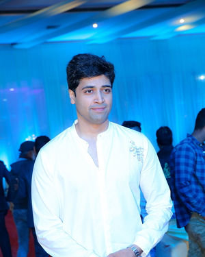 Adivi Sesh - Celebs At Wedding Reception Of Syed Javed Ali And Sadiya Waheed Photos | Picture 1705984
