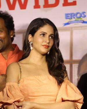Lavanya Tripathi - Arjun Suravaram Movie Success Meet Photos | Picture 1707201