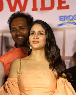 Lavanya Tripathi - Arjun Suravaram Movie Success Meet Photos | Picture 1707194